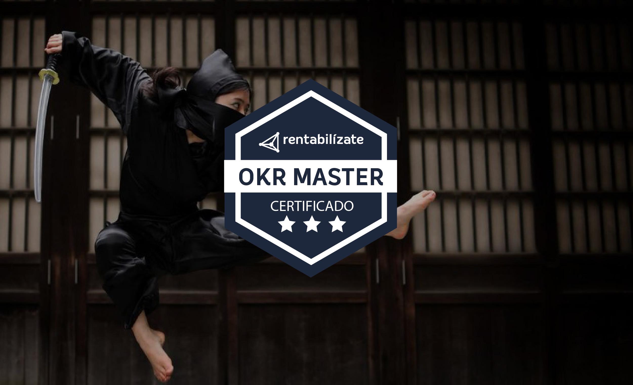 OKR MASTER
